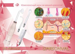 Аппарат дарсонваль для лица