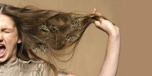 Выпадают волосы на затылке у женщин , что делать