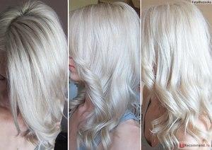 Как применяется перекись водорода для волос
