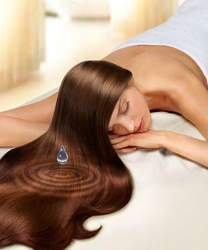 Сухие волосы и способы их увлажнения