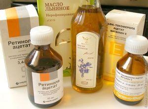 Особенности применения льняного масла