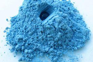 Голубая глина в косметологии