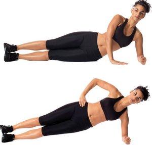 Эффективность упражнения от целлюлита