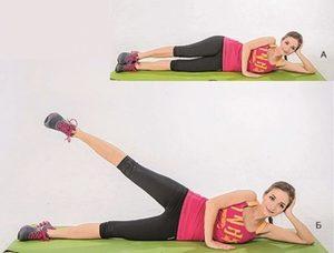 Как избавиться от целлюлита на бедрах упражнения