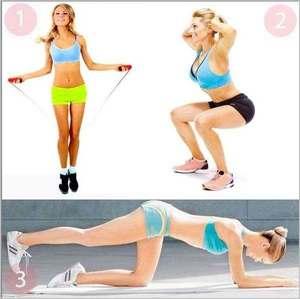 Особенности выполнения упражнений