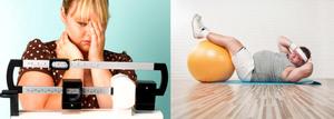Причины жировых отложений на бедрах