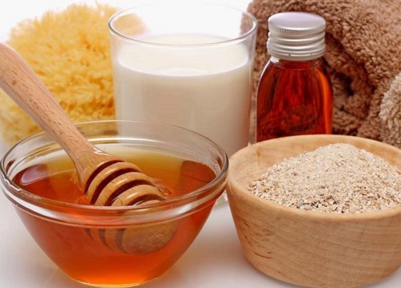 Народные средства для укрепления и питания волос