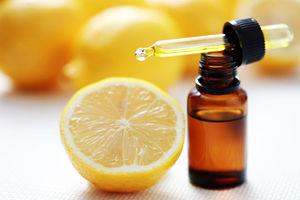 Применение лимонного масла в косметологии