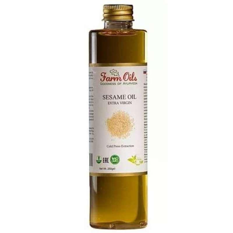 Как правильно применить кунжутное масло