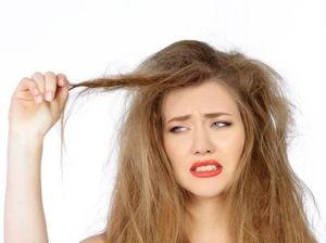 Сухие волосы - что делать: восстановление естественной красоты