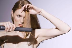 Сухие волосы - восстановление естественной красоты