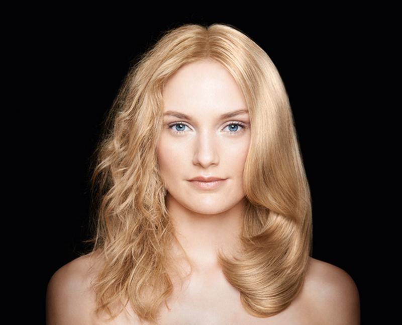 Как восстановить  красоту сухих волос