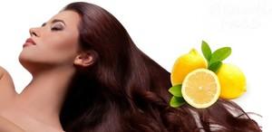 Маски из сока лимона для волос от перхоти